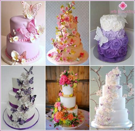 torta fiori e farfalle torta nuziale con fiori e farfalle idee di progettazione