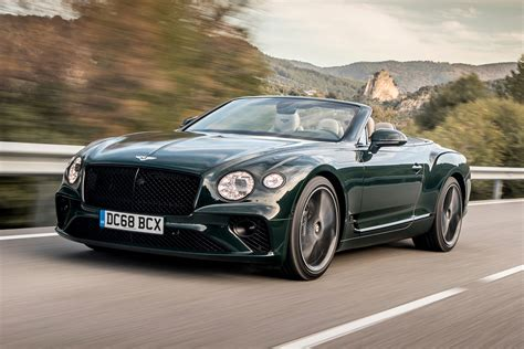 new bentley continental gt convertible 2019 review auto