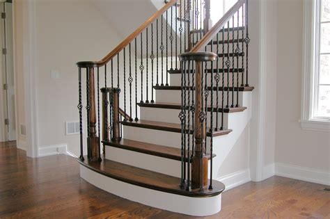 banister remodel staircase remodeling in los angeles ca novel remodeling