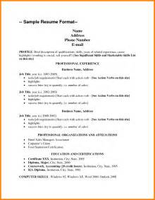 Resume Jobs Skills by 7 Resume Skills List Example Forklift Resume