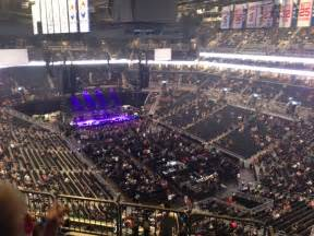 section f prudential center section 101 concert seating