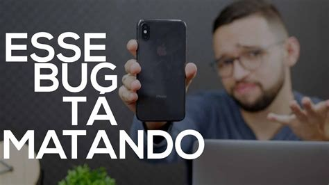 o iphone nao liga o bug que t 225 matando iphone n 227 o liga mais a tela