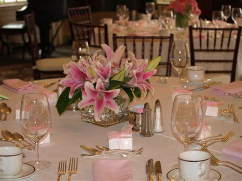 Stargazer lily centerpiece www.flowercupboard.com