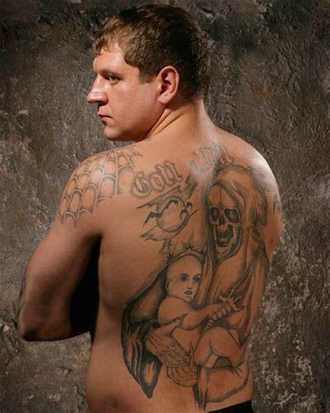 meaning of aleksander emelianenko s tattoos