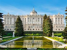 Royal palace of madrid one of the largest and most beautiful castles