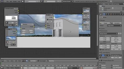tutorial blender render rendering how do i render a background image as a sky in