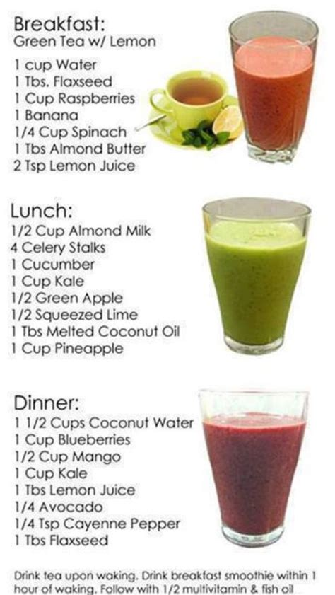 Detox Cleanse Drink For by Detox Drinks Loser