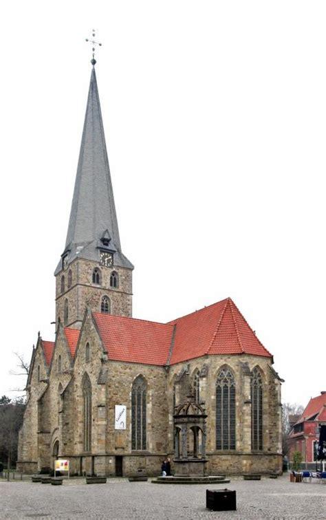architekt herford marienkirche herford herford architektur baukunst nrw