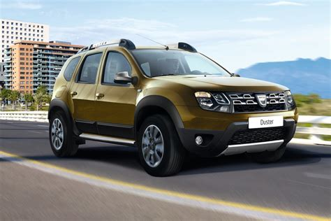 Lancia Duster Dacia Duster 201 Dition 2016 To Debut In Frankfurt With Added