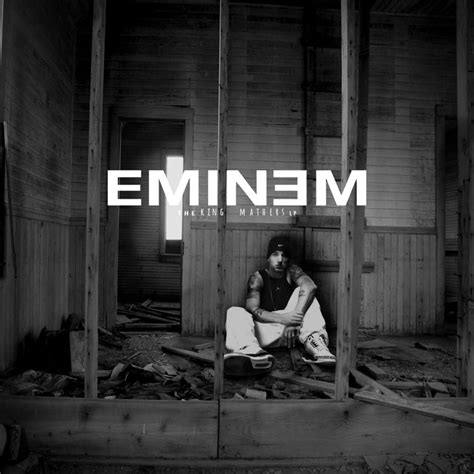 eminem king mathers eminem the king mathers lp by artbasement on deviantart
