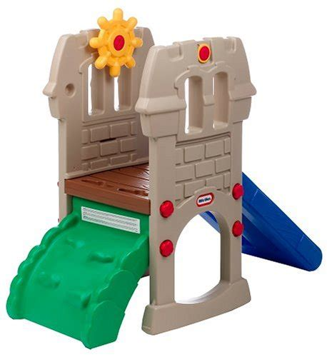 little tikes castle slide swing little tikes climb slide castle 050743237485 79 99