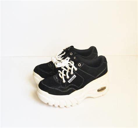 skechers platform sneakers vintage 90s skechers sneakers platform from