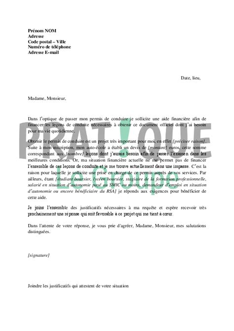Exemple Lettre De Motivation General Exemple Lettre De Motivation Pour Formation Permis C