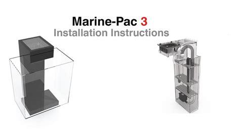 fluval edge marine light marine pac 3 fluval edge reef conversion youtube