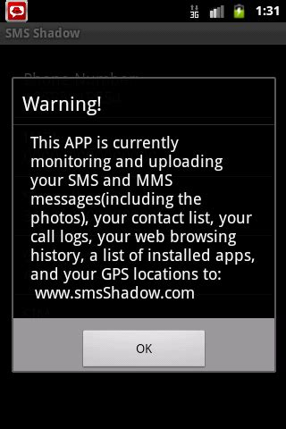 sms tracker apk sms shadow phone tracker apk 3 41 free for android smartphone