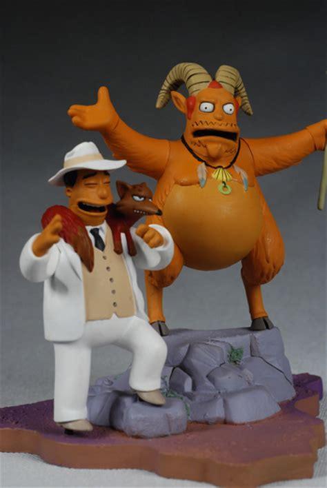 simpsons the island of doctor hibbert figures