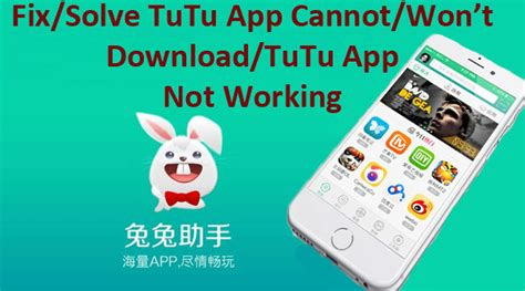 apps wont on android fixed tutu app won t cannot tutu apk android ios