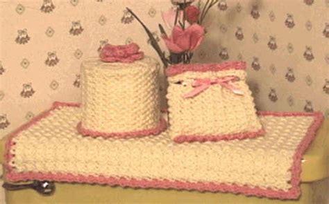 free crochet bathroom patterns crochet patterns crochet bath patterns crochet