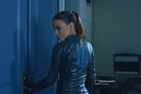 insurance commercial actress jana kramer stars in the latest nationwide insurance tv