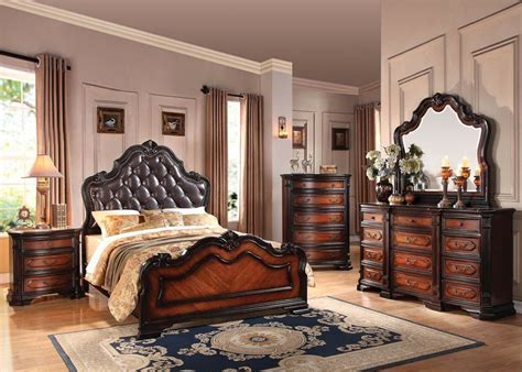 Size Bedroom Sets by Antique King Size Bed Set Bedroom Home Furniture Set