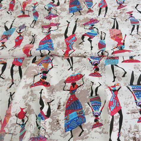 Kain Jumputan 3 Meter Viscose 2 ethnic print cloth soft viscose tissu meter in fabric from home garden on