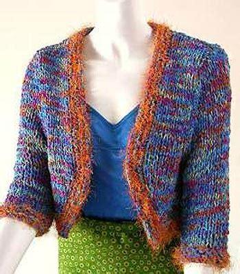 simple bolero knitting pattern simple knit bolero pattern