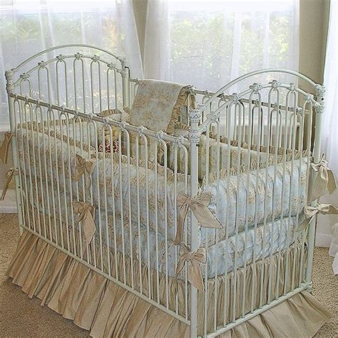 Harrison Crib by Harrison Crib Bedding Opulent And Serene This Bedding Is