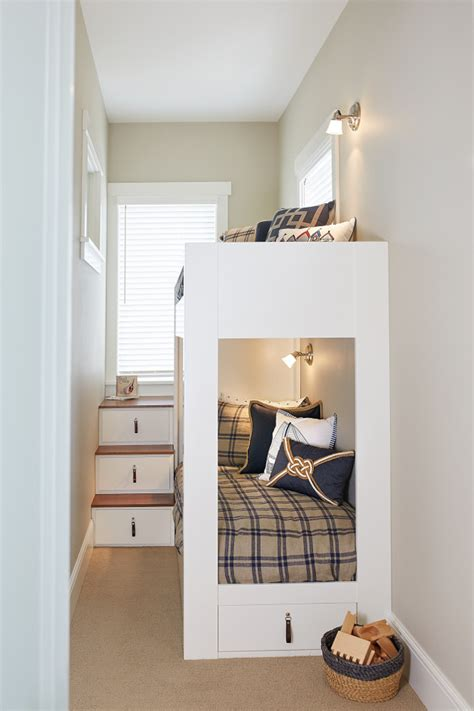 100 space saving small bedroom ideas white bunk beds