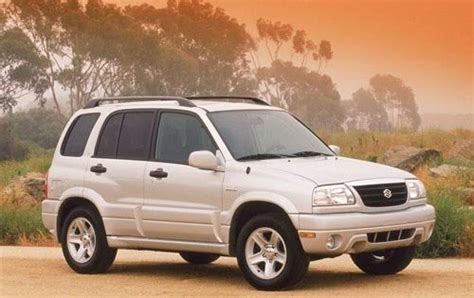 2002 Suzuki Suv Used 2002 Suzuki Grand Vitara Suv Pricing Features Edmunds