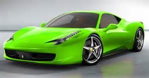 2013 458 spider green