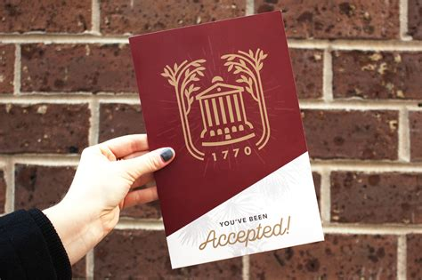 College Of Charleston Letterhead future cougars celebrate early acceptance letters