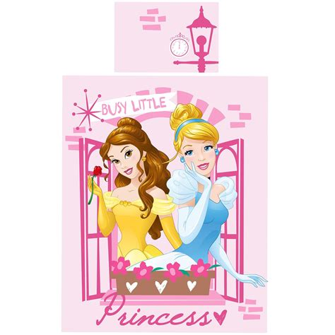 bettdecke kleinkind disney princess boulevard 4 in 1 kleinkind bettw 196 sche