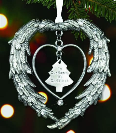 ornament to remember a loved one remembering loved ones at the holidays and any day