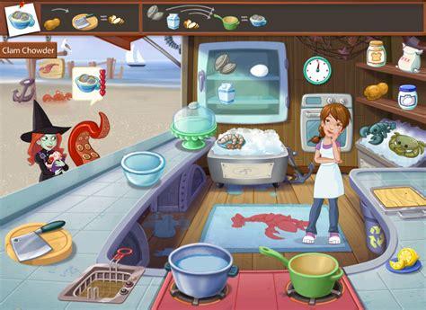 kitchen scramble chowderville