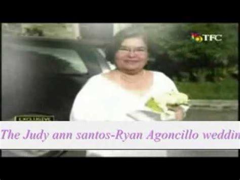 Judy Santos Wedding Song List photos of judy santos agoncillo wedding