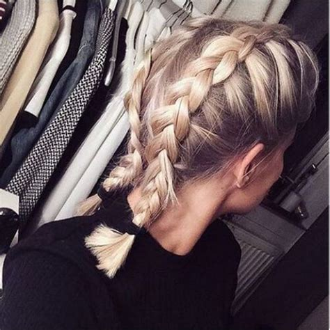 Easy Braided Hairstyles For School by 10 Trendy Easy Hairstyles For School Popular Haircuts