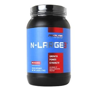 Whey Protein Prolab prolab n large 3 whey protein strawberry drugstore