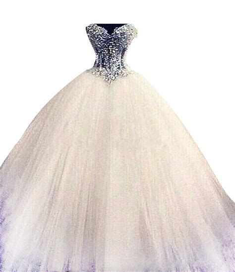 Fair Lady Women's Bridal Gowns Pearls Long Ball Gown