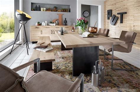tavoli per sala da pranzo moderni tavolo da pranzo gold in legno massiccio mobile moderno