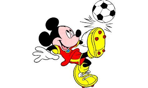 Baseketball Mickey 2358 Celebra El Mundial De Futbol Con Mickey Mouse En Disney
