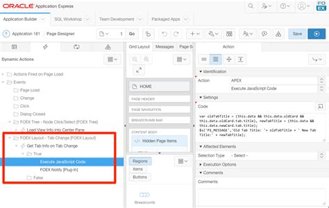 layout change event tab change with content loader detect foex forum