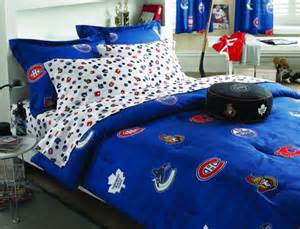 Nhl Bedding Sets Canada Nhl Comforter Available From Walmart Canada Shop And Save