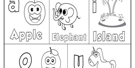 imagenes para colorear que inicien con la letra t vocales en ingles para colorear y para imprimir colorear