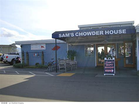 Sam S Chowder House by Lobster Rolls At Sam S Chowderhouse Half Moon Bay