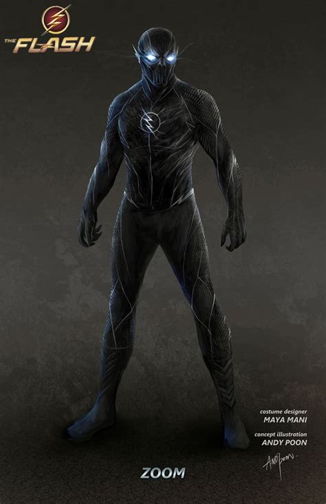 spectacular zoom concept for the flash
