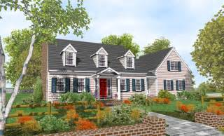 cape cod style home plans cape style home plans 171 floor plans