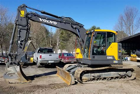 heavy equipment rentals excavator skid steer sunapee nh