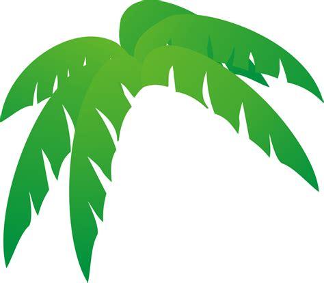 leaf clipart palm leaf clip cliparts