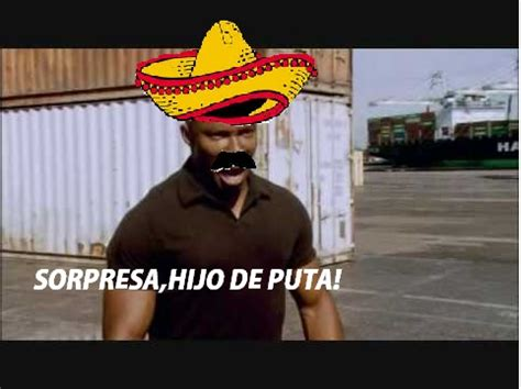 Suprise Mother Fucker Meme - surprise muthafucka mexico edition james doakes