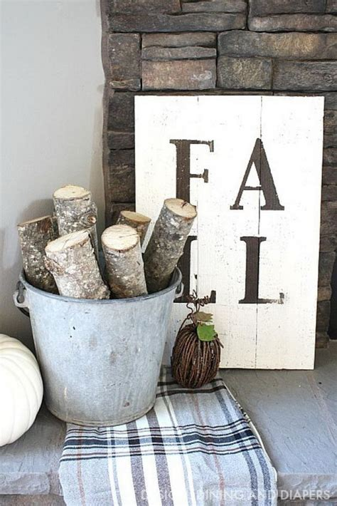 rustic fall decor 40 beautiful diy rustic decoration ideas for fall